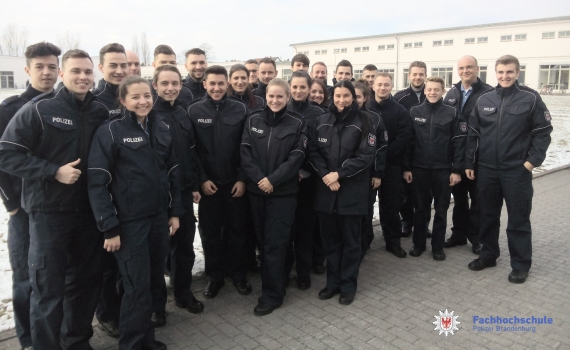 Soziales Engagement an der Fachhochschule   FHPol Brandenburg