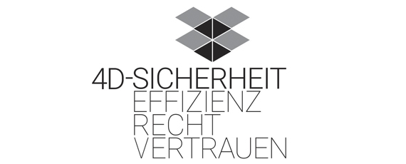 Logo Forschung 4D-Sicherheit