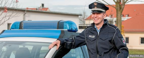 Polizeikommissar-Anwärter Till-Justus Hille