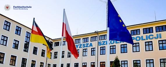 Polizeiakedemie in Szczytno