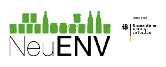 Logo Projekt NeuENV